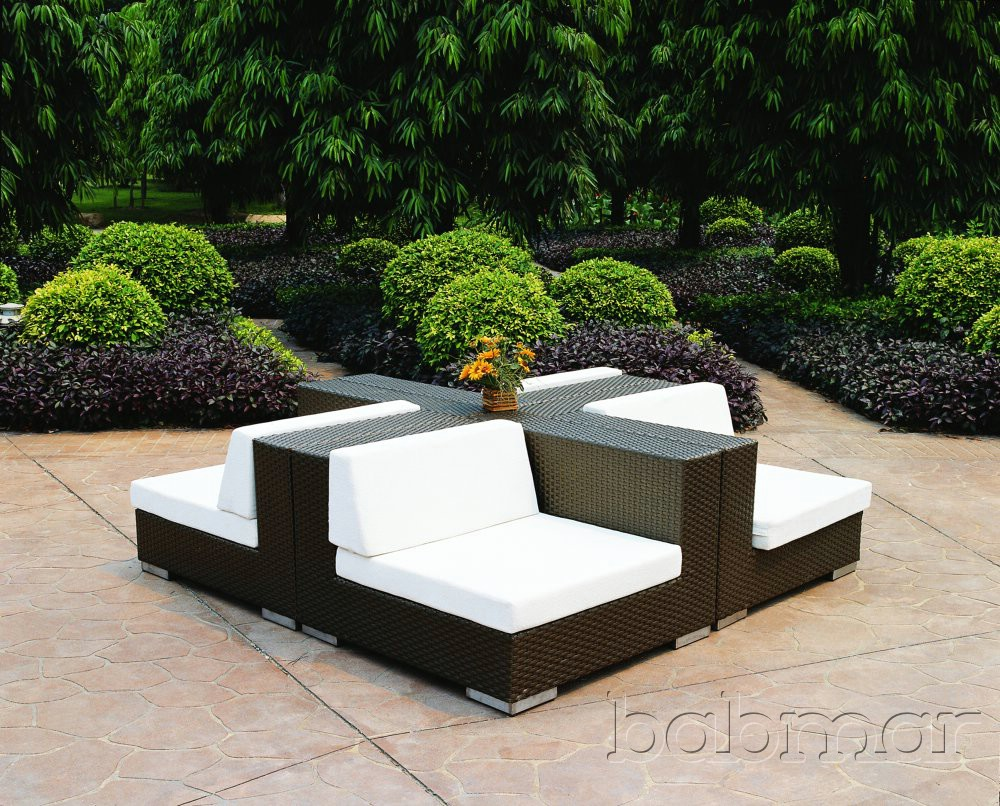 Phenomenal Swing 46 Corner Outdoor Modular Furniture Seating Set Icon Gmtry Best Dining Table And Chair Ideas Images Gmtryco
