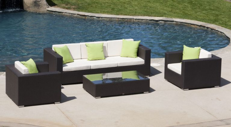 Seating amp Sofa Sectional Sets Icon Outdoor Contract : Sing 46 Sofa Set for 5 1 pece with two club chairs 768x424 from www.iconoutdoor.com size 768 x 424 jpeg 61kB
